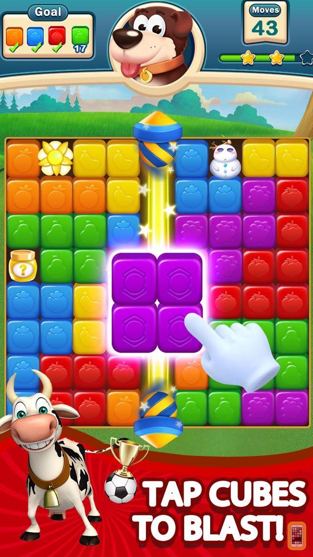 Screenshot - Fruits Blast - Match Cube