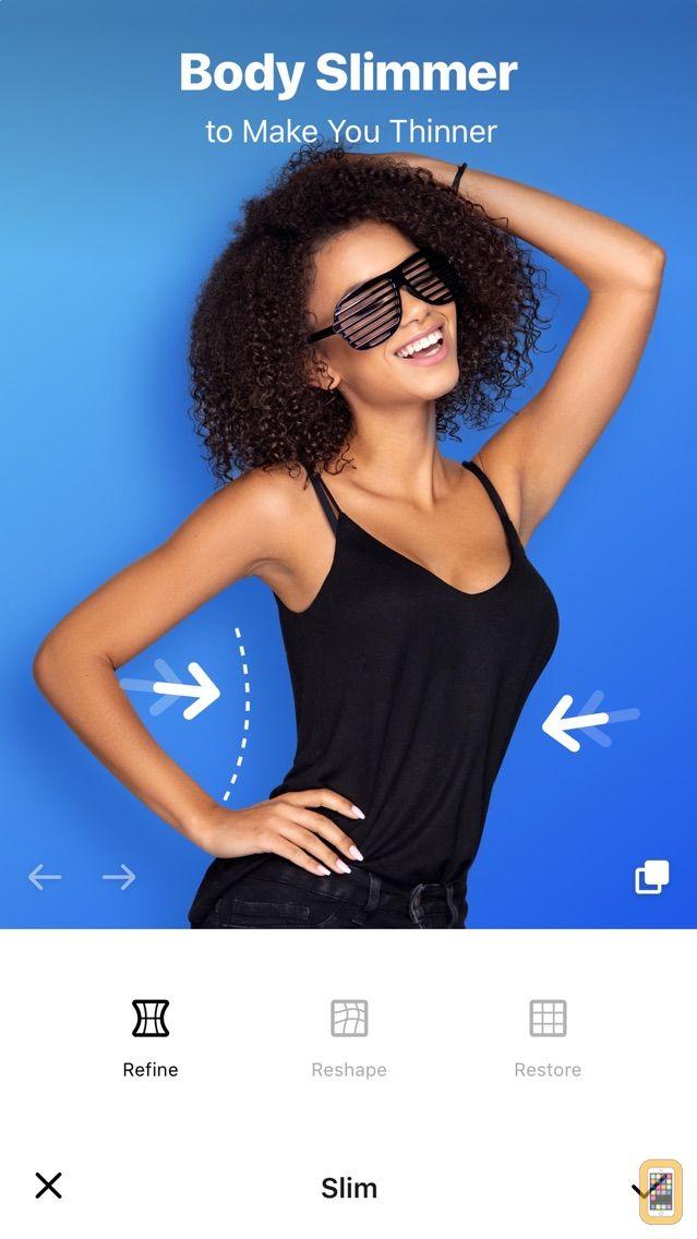 Screenshot - BodyApp - Body Editor Pro