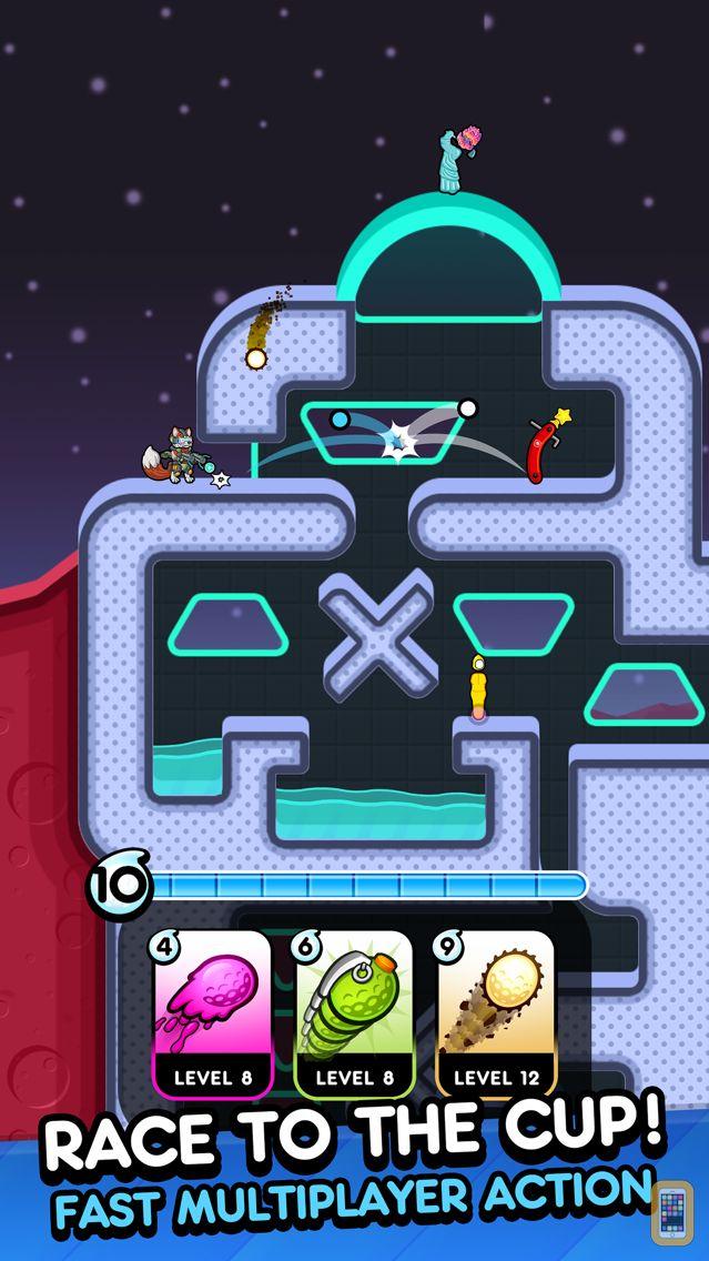 Screenshot - Golf Blitz