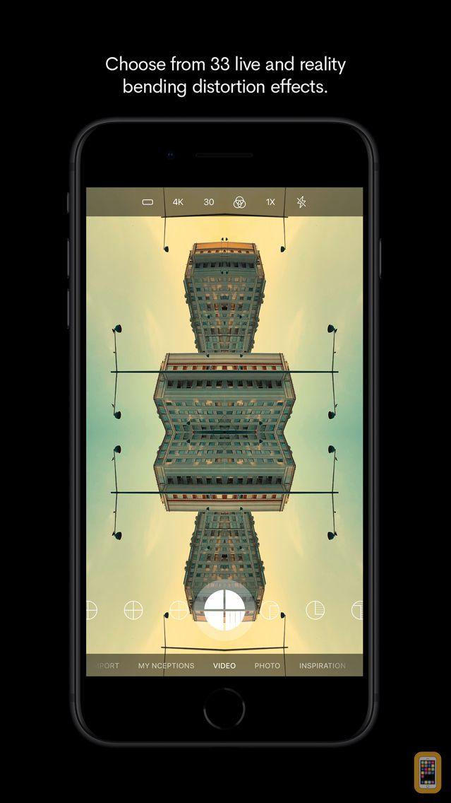 Screenshot - nception – Distortion Effects