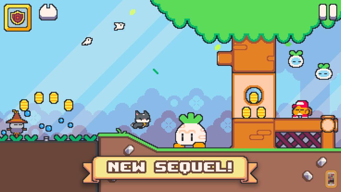 Screenshot - Super Cat Tales 2