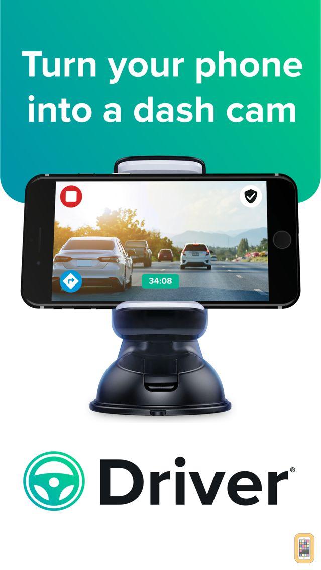 Screenshot - Driver: Dash Cam & Navigation