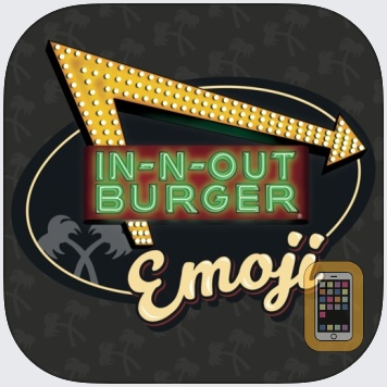 In-N-Out Emoji by In-N-Out Burger (iPhone)