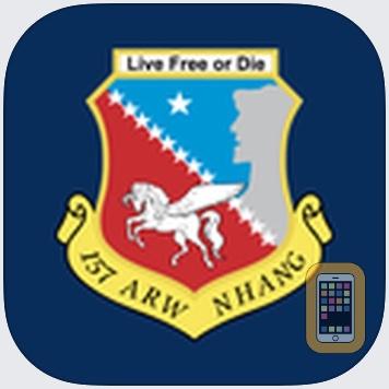 157th Air Refueling Wing by 157th Air Refueling Wing (iPhone)