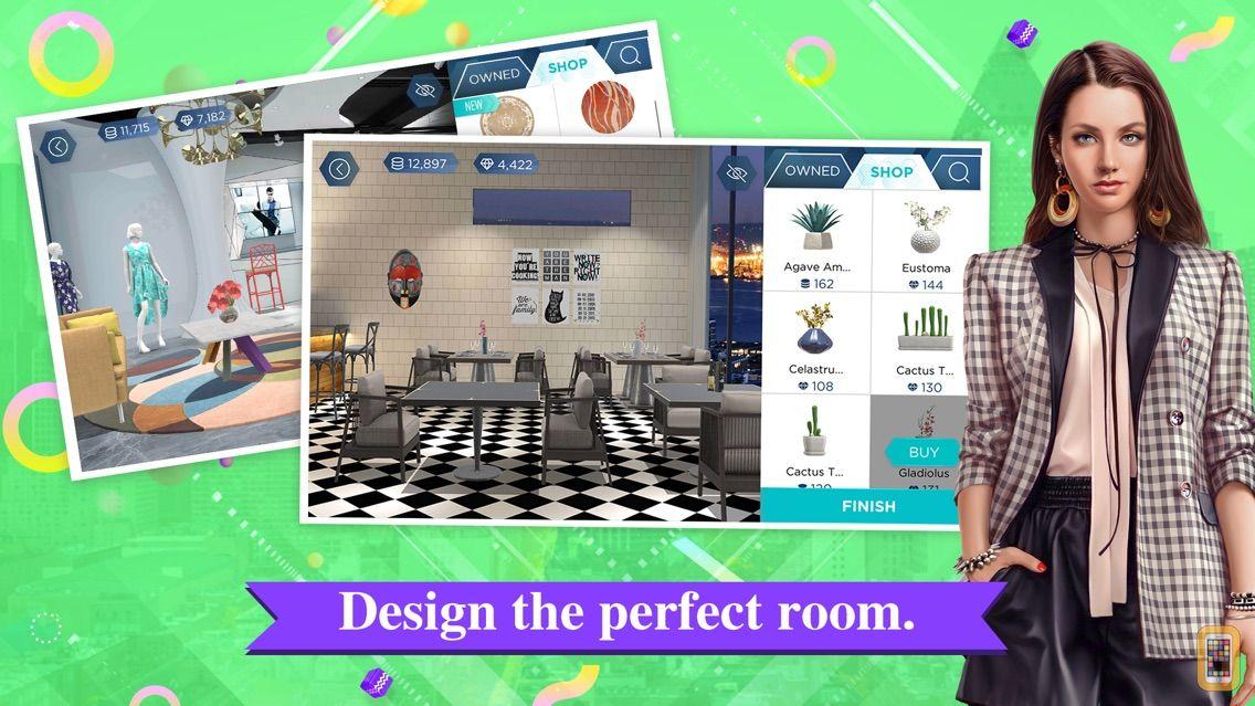 Screenshot - Design My Room: Fashion