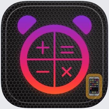 Math Alarm Clock by Mathy by Infinite Wave Media, LLC (Universal)