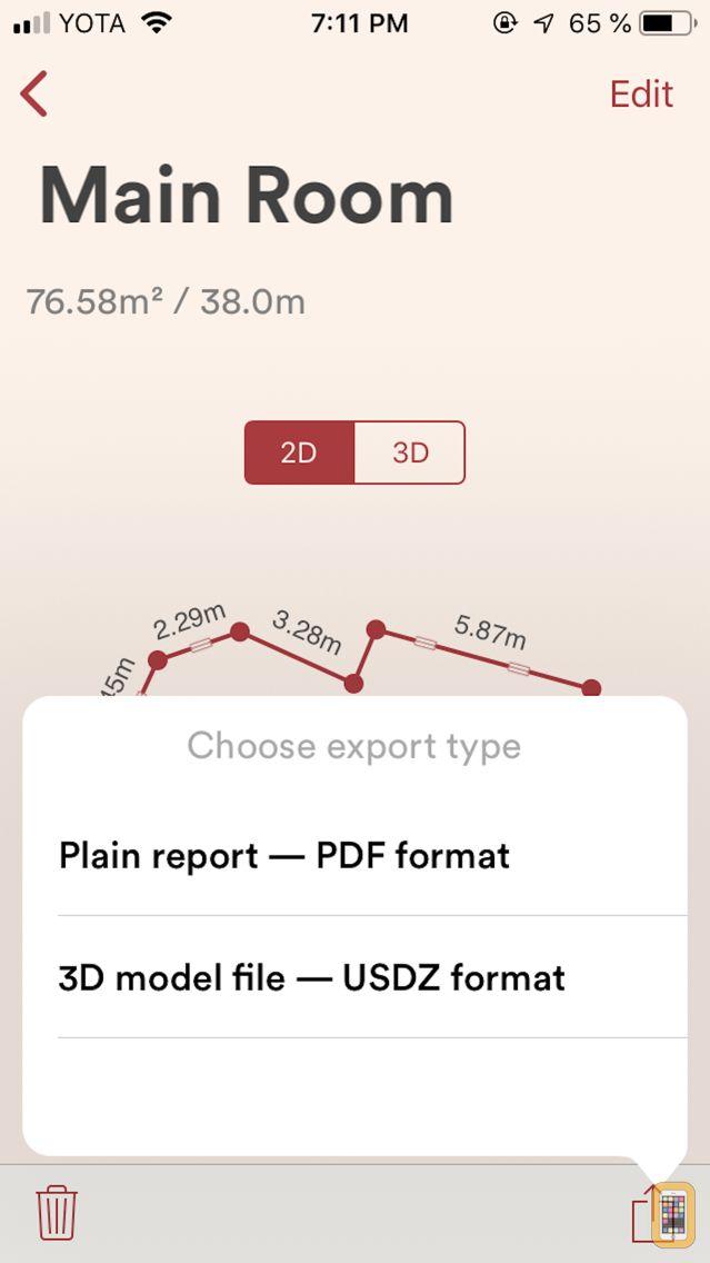 Screenshot - PlanKit - Floor plan creator