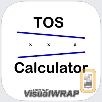 Taper Offset Spacing Calculato by Caroline Boyle (iPhone)