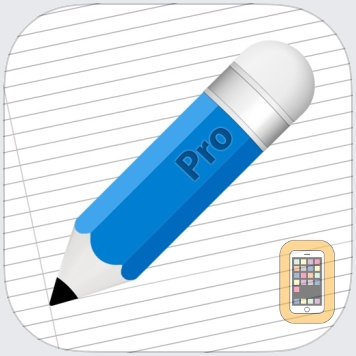 Notes Writer Pro− Beyond PDFs! by Kairoos Solutions SL (Universal)