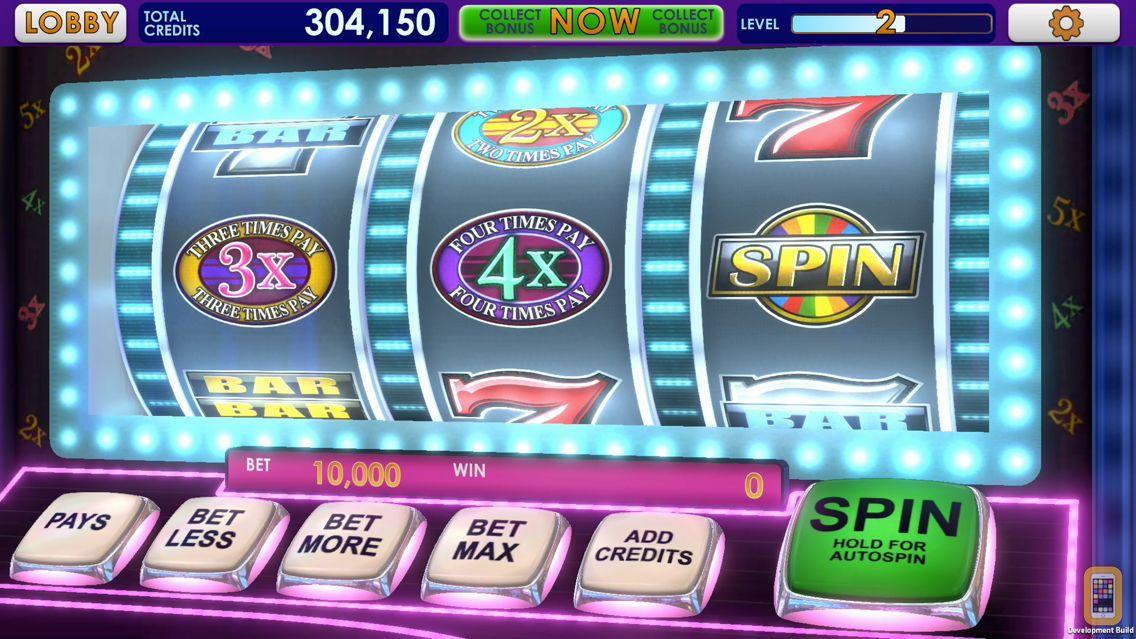 Screenshot - Triple 7 Deluxe Classic Slots