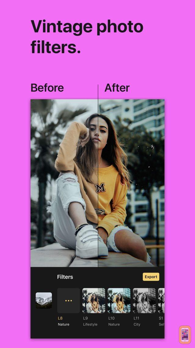 Screenshot - Filterious Photo Filters