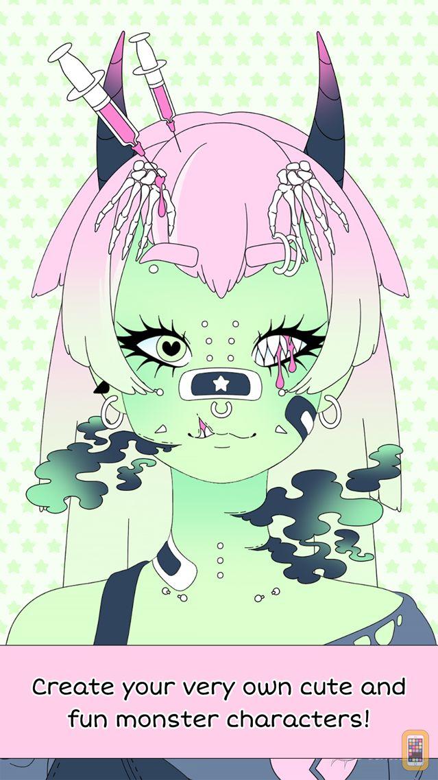 Screenshot - Monster Girl Maker