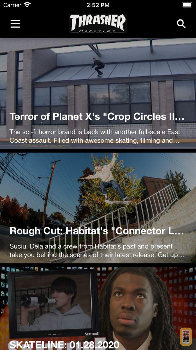 Screenshot - Thrasher Magazine