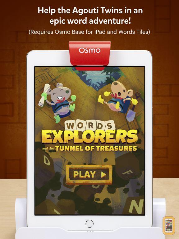 Screenshot - Osmo Words Explorers