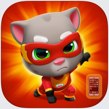 Talking Tom Hero Dash Run Game by Outfit7 Limited (Universal)