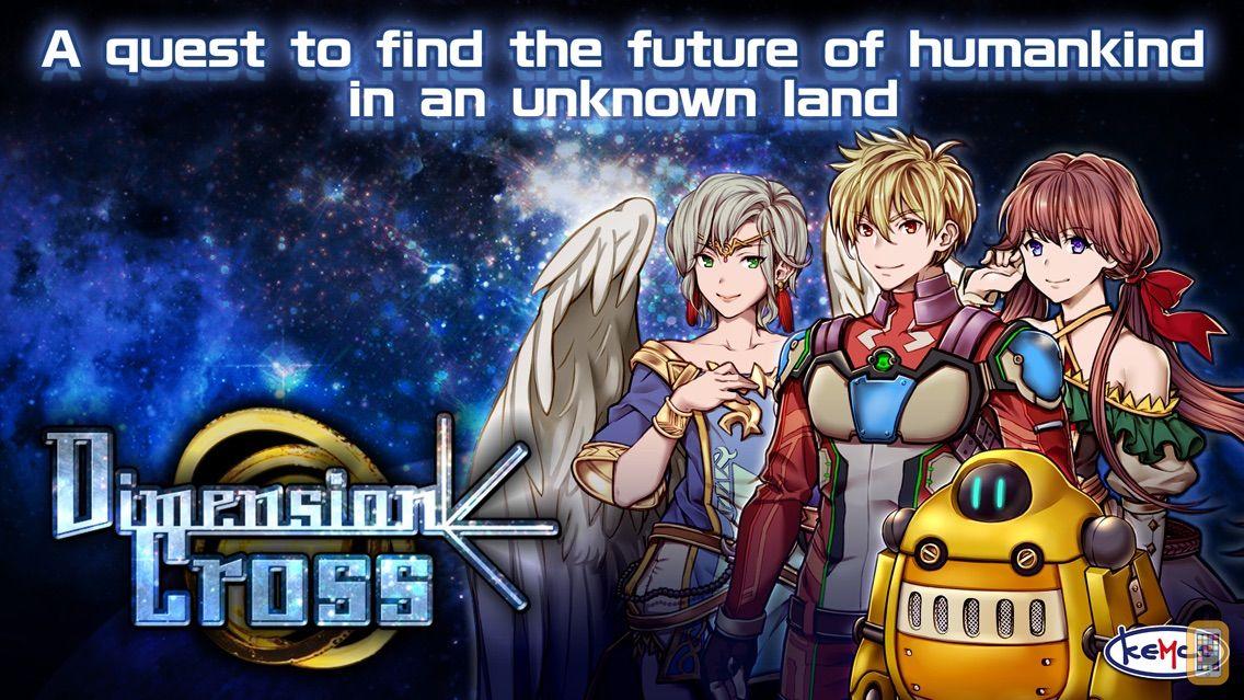 Screenshot - RPG Dimension Cross