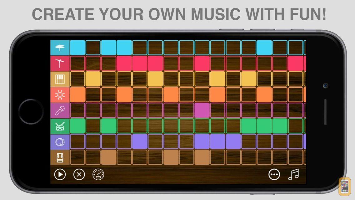 Screenshot - Easy Beat Maker Pro Mixer Pad