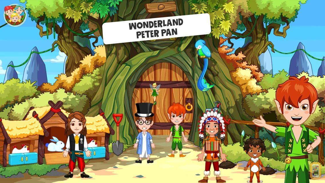 Screenshot - Wonderland : Peter Pan