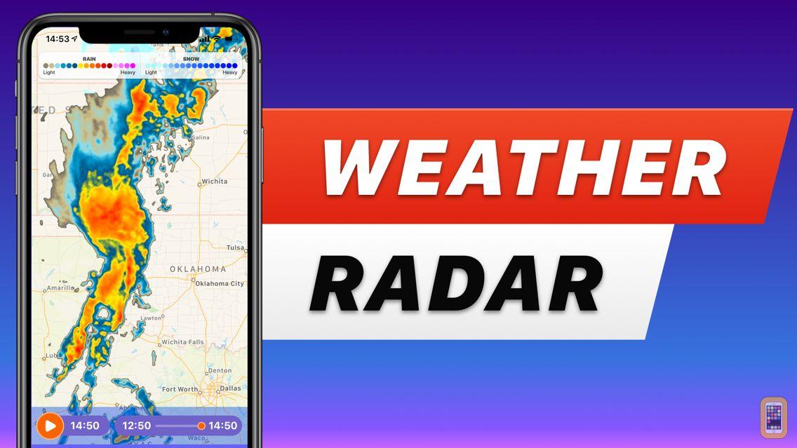 Screenshot - Rain Radar - Weather Forecast