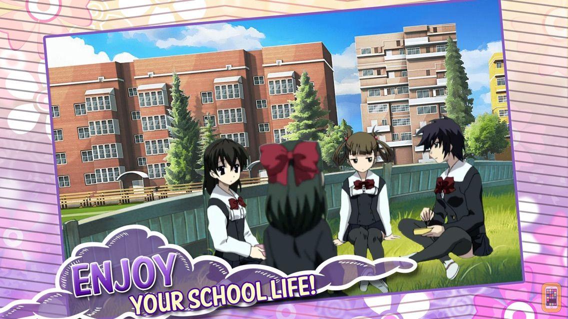 Screenshot - Anime Story in School days