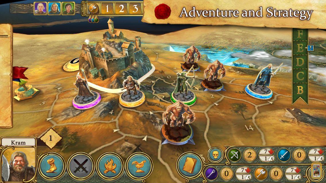 Screenshot - Legends of Andor