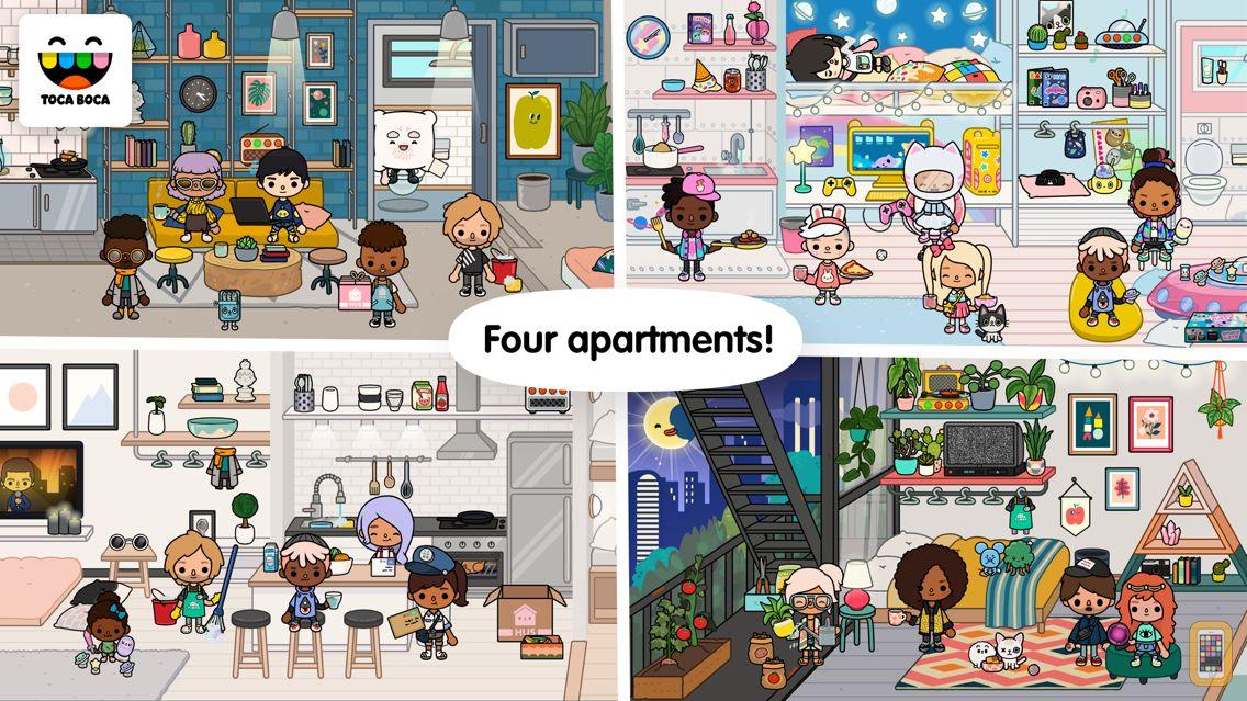 Screenshot - Toca Life: Neighborhood