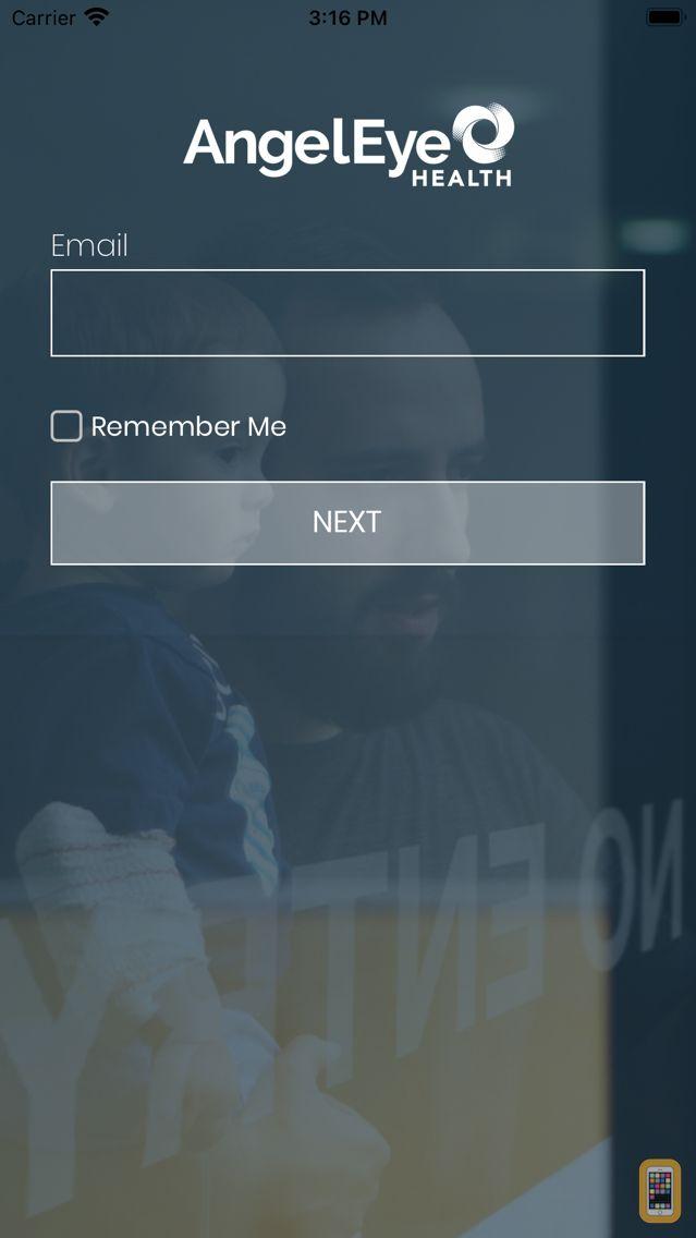 Screenshot - Angel Eye Mobile