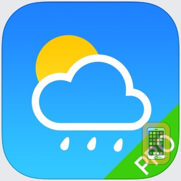 Live Weather Pro-Forecast&Rada by Five Mobile Game (Universal)