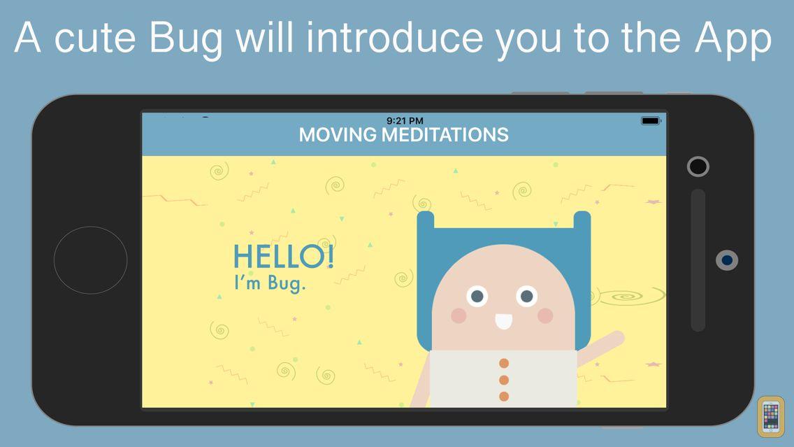Screenshot - Moving Meditations