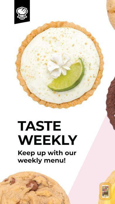 Screenshot - Crumbl Cookies