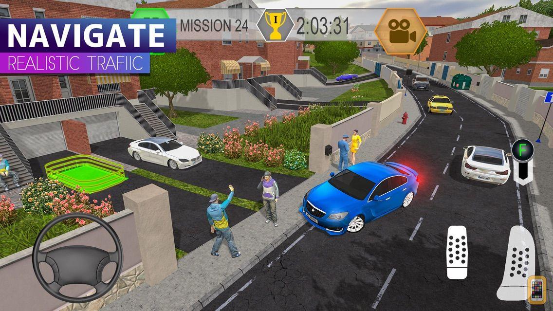 Screenshot - Car Caramba: Driving Simulator
