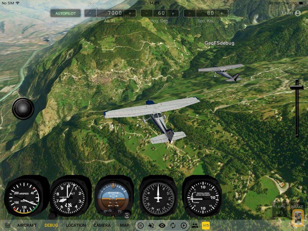 GeoFS - Flight Simulator for iPhone & iPad - App Info