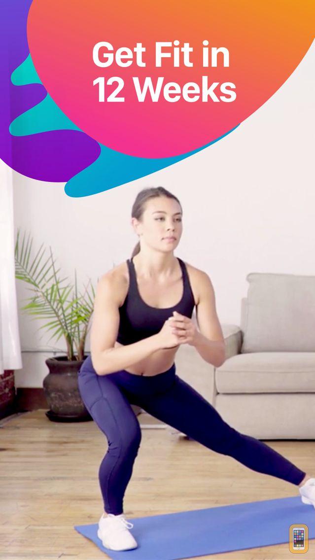 Screenshot - Bliss Fit - Home & Gym Workout