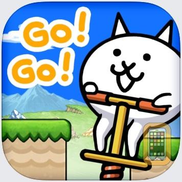 Go! Go! Pogo Cat by PONOS (Universal)