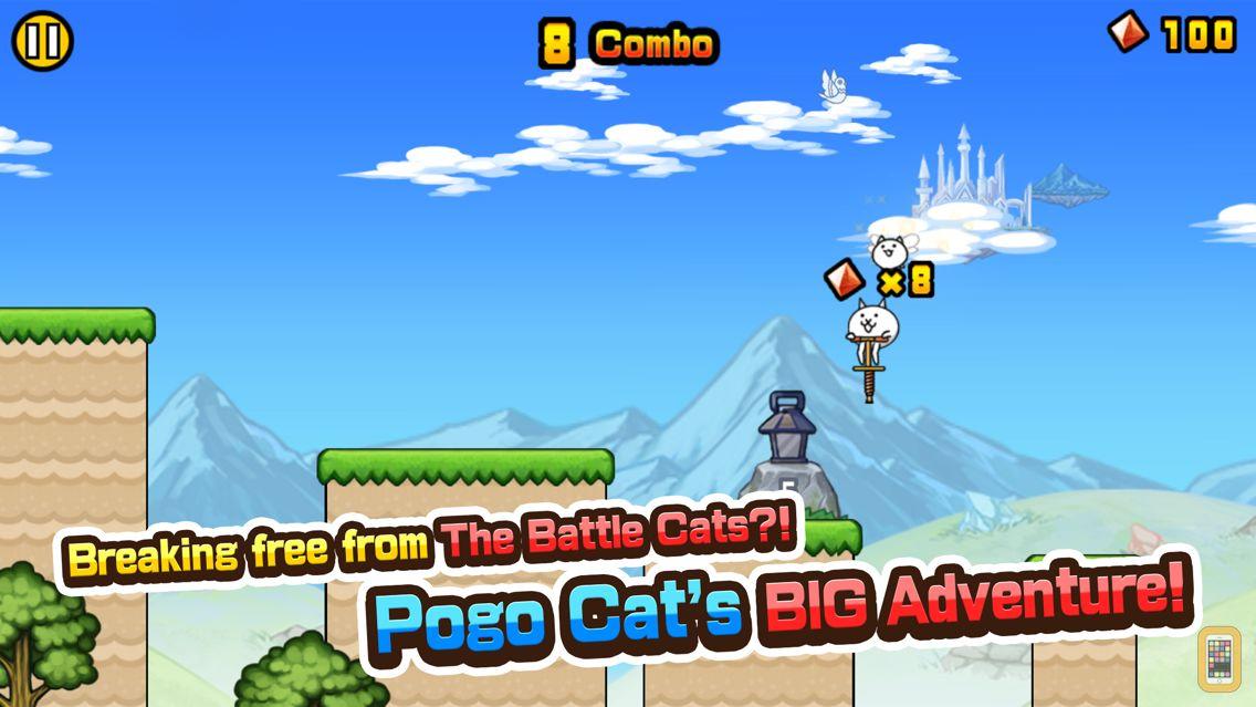 Screenshot - Go! Go! Pogo Cat