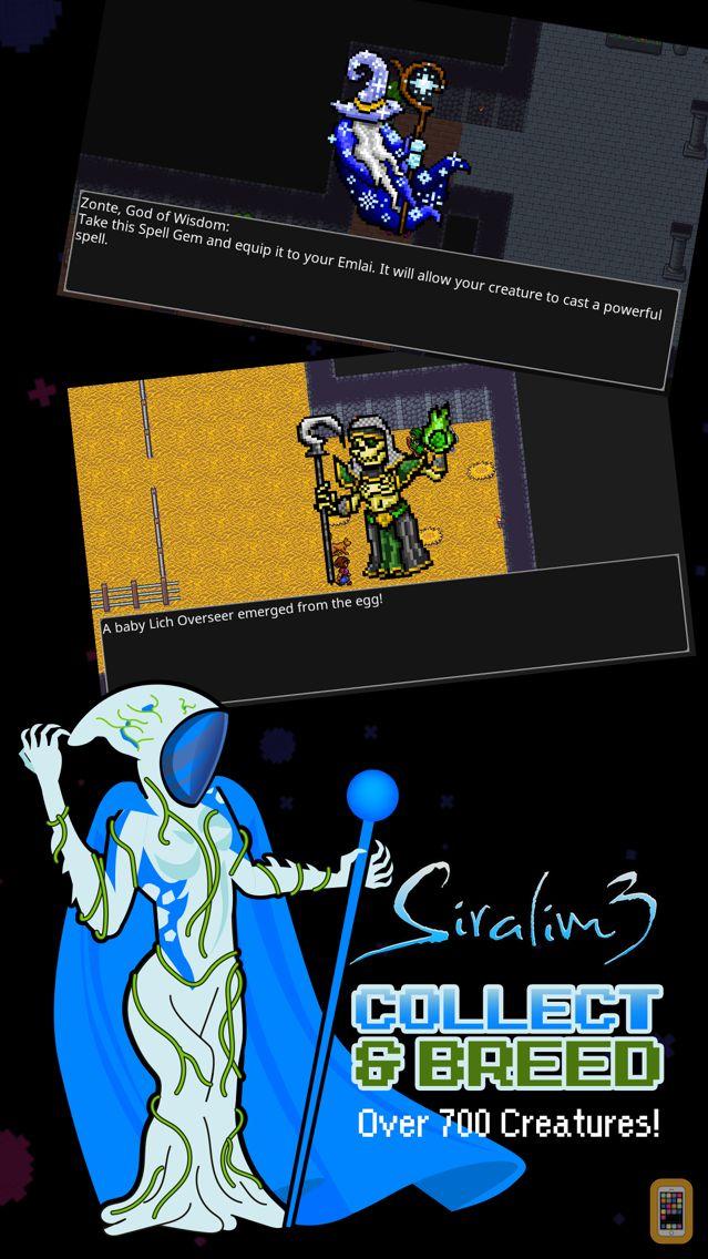 Screenshot - Siralim 3 (Monster Taming RPG)