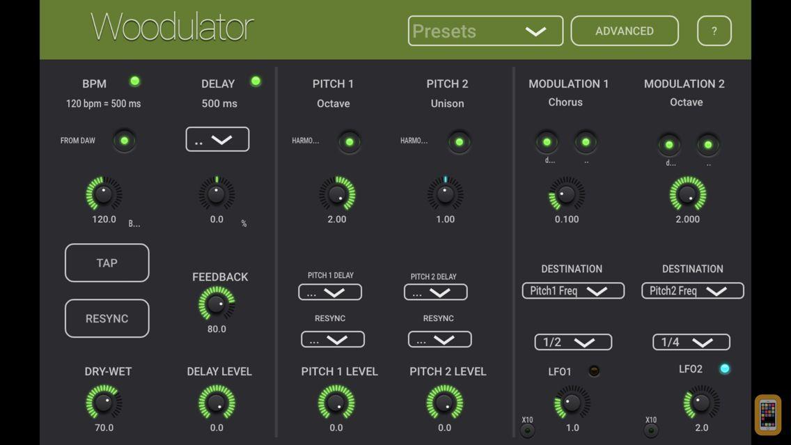 Screenshot - Woodulator
