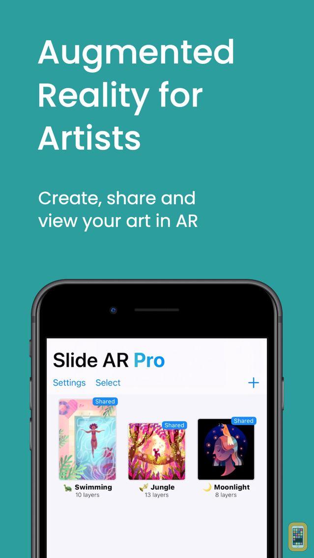 Screenshot - Slide AR