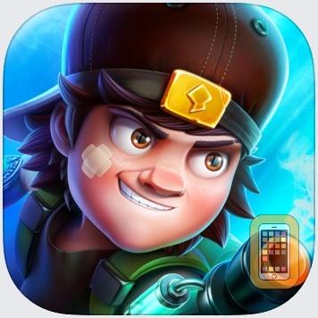 Ghost Town Defense - War Rush by RedFish Game Studio (Universal)