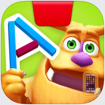 Osmo ABCs by Tangible Play (iPad)