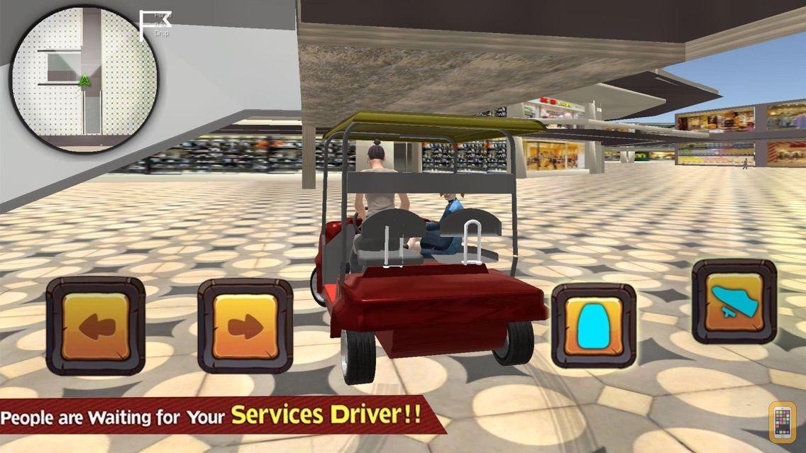 Screenshot - Shopping Taxi Simulator
