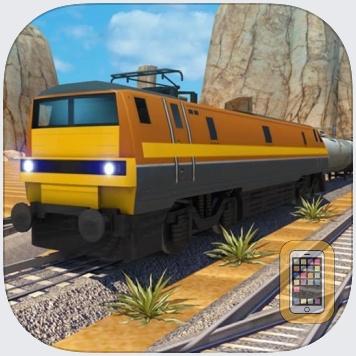 Train Driving Adventure Sim by NGUYEN TRONG XUAN (Universal)
