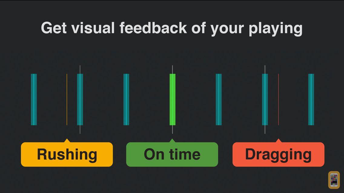 Screenshot - Ticking – drum practice tool