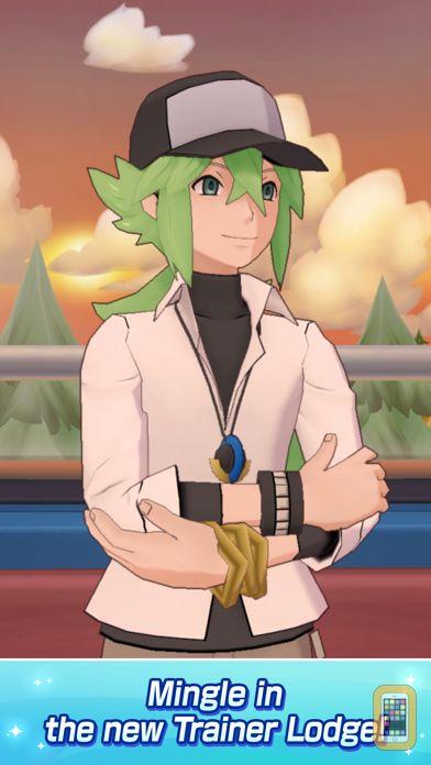Screenshot - Pokémon Masters EX