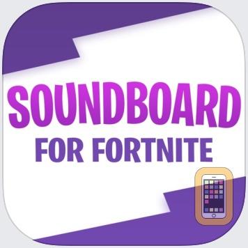 Soundboard Sounds for Fortnite by Em Nguyen Thi (Universal)