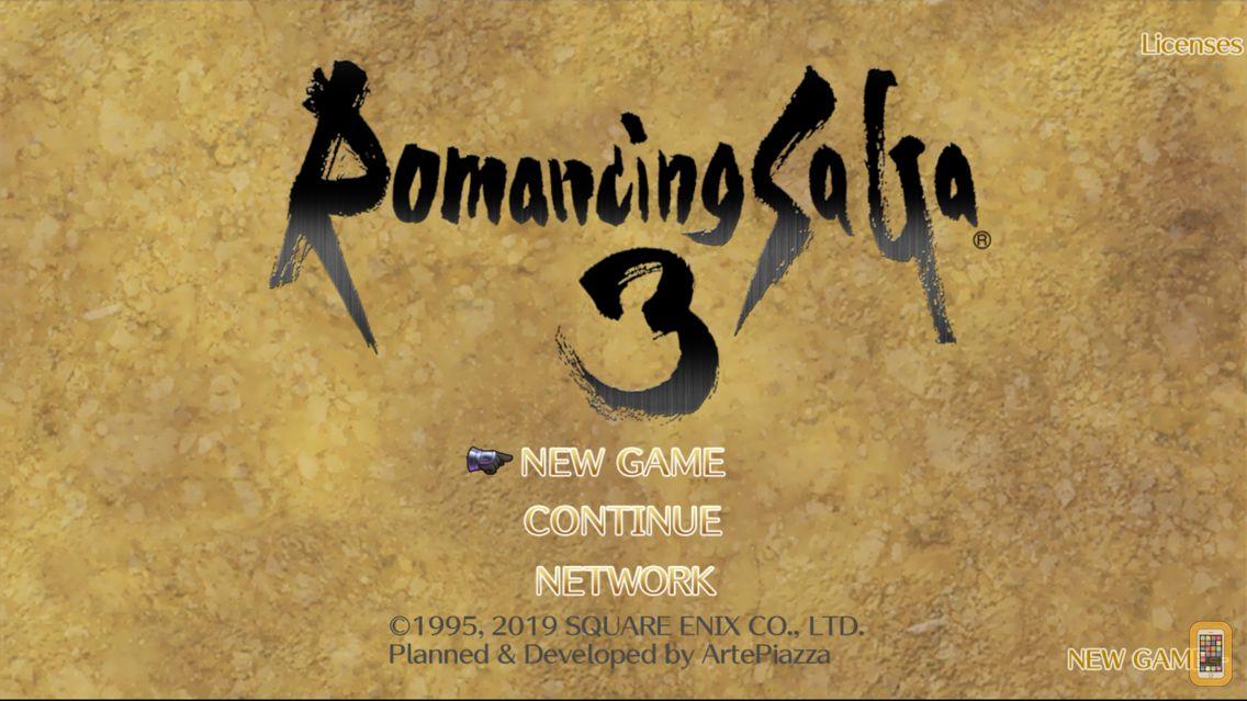 Screenshot - Romancing SaGa 3