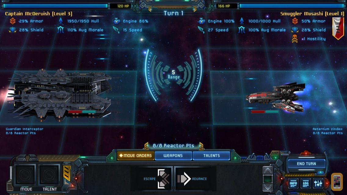 Screenshot - Star Traders: Frontiers