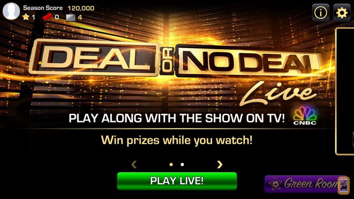 Screenshot - Deal Or No Deal Live