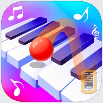 Color Piano Ball: Jump and Hit by Zac Harris (Universal)