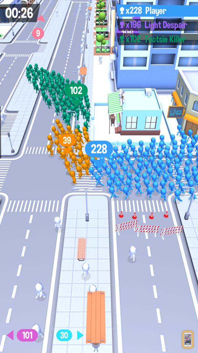 Screenshot - Crowd City